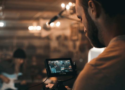 הפקת סרטון תדמיתי